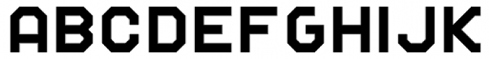 Student Font UPPERCASE