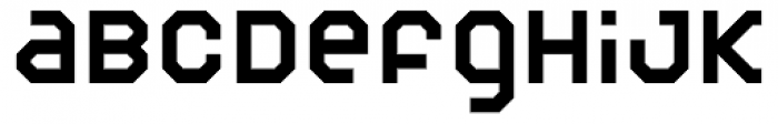 Student Font LOWERCASE