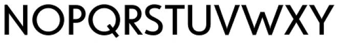 Studio Gothic Regular Font UPPERCASE