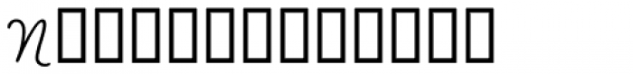 Studio Script Alt Two Font UPPERCASE