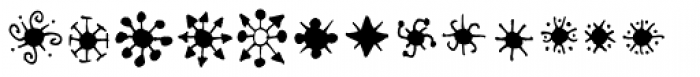 Stumbeleina Scribble 2 Black Font UPPERCASE