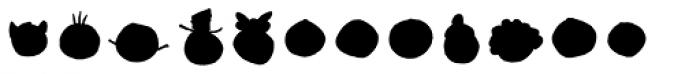 Stumbeleina Scribble 2 Black Font LOWERCASE