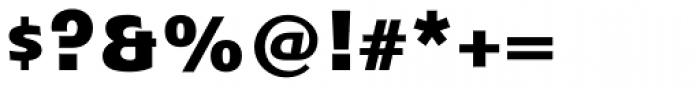 Stumpy Font OTHER CHARS