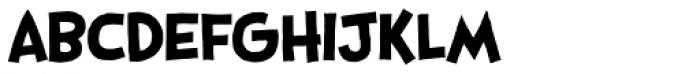 Stupid Head Font LOWERCASE