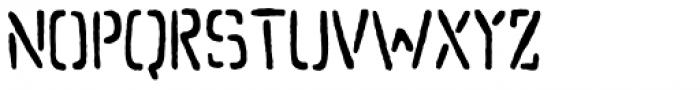 Stupid War Regular Font UPPERCASE