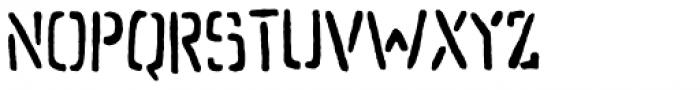 Stupid War Regular Font LOWERCASE