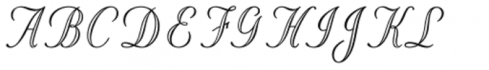 Stuyvesant Std Engraved Font UPPERCASE