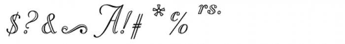 Stuyvesant Font OTHER CHARS