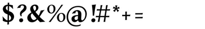 Styla Pro Bold Font OTHER CHARS