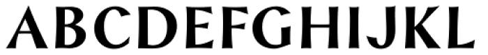 Styla Pro Bold Font UPPERCASE