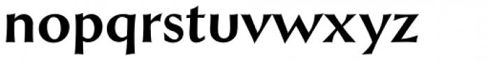 Styla Pro Bold Font LOWERCASE