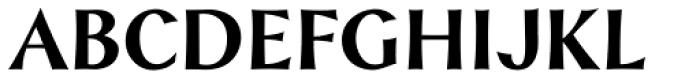 Styla Pro SC Bold Font UPPERCASE