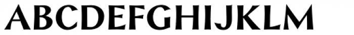 Styla Pro SC Bold Font LOWERCASE