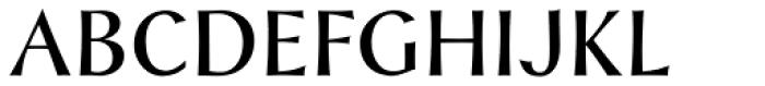 Styla Pro SC Font UPPERCASE