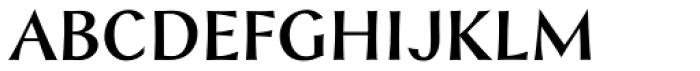 Styla Pro SC Font LOWERCASE