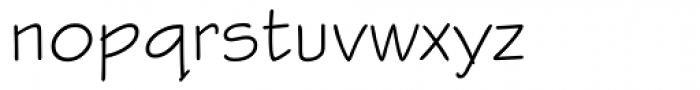 Stylus ITC Font LOWERCASE
