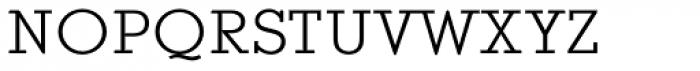 Stymie DC D Light Font LOWERCASE