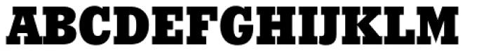 Stymie EF Black Font UPPERCASE