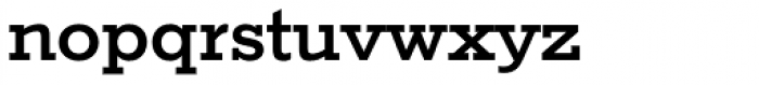 Stymie EF Bold Font LOWERCASE