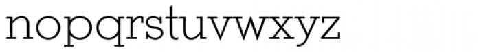 Stymie EF Light Font LOWERCASE