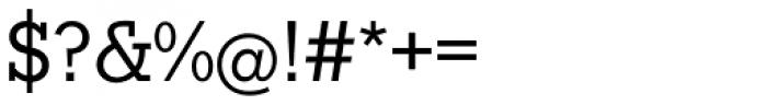 Stymie EF Medium Font OTHER CHARS
