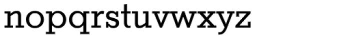 Stymie EF Medium Font LOWERCASE