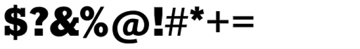 Stymie SB Bold Font OTHER CHARS