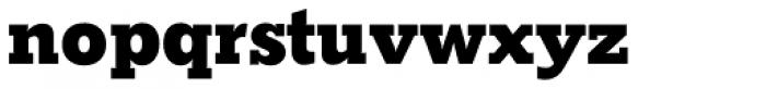 Stymie SB Bold Font LOWERCASE