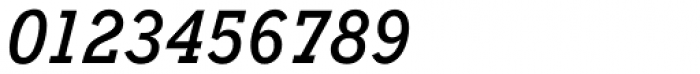 Stymie SB Medium Italic Font OTHER CHARS