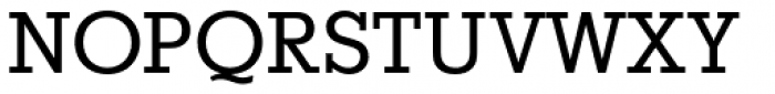 Stymie SC Font UPPERCASE