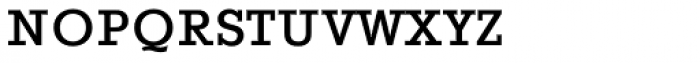 Stymie SC Font LOWERCASE