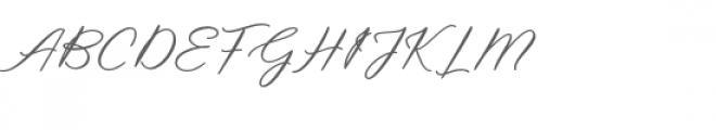 Steakfull Font UPPERCASE