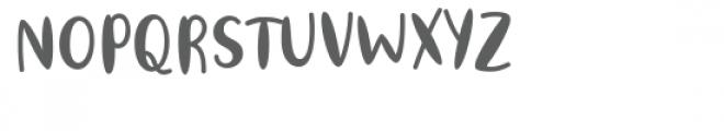 Stephia Font UPPERCASE