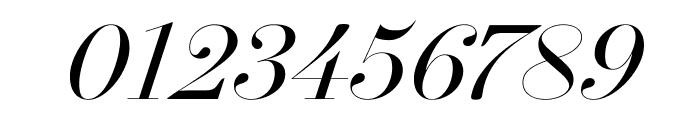 NewParisKingSize RegularItalic WebXL Font OTHER CHARS