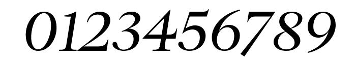 RomainHeadline RegularItalic WebXL Font OTHER CHARS