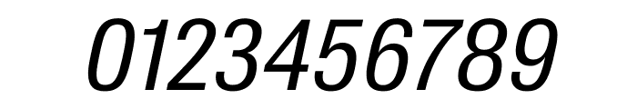 SuisseIntlCond RegularItalic WebXL Font OTHER CHARS
