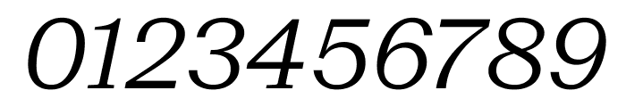 SuisseNeue LightItalic WebXL Font OTHER CHARS