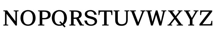 SuisseNeue Medium WebXL Font UPPERCASE