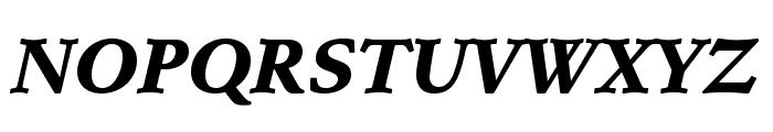 StempelSchneidlerStd-BlkIt Font UPPERCASE