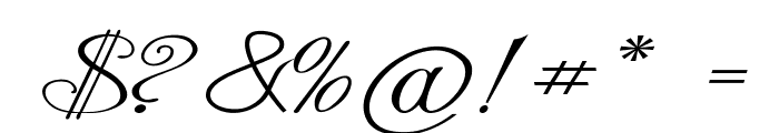 Stylique-ExpandedRegular Font OTHER CHARS
