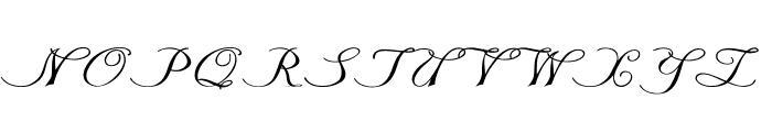 Stylique-ExpandedRegular Font UPPERCASE