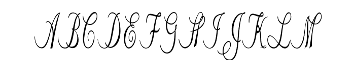 Stylique-ExtracondensedRegular Font UPPERCASE
