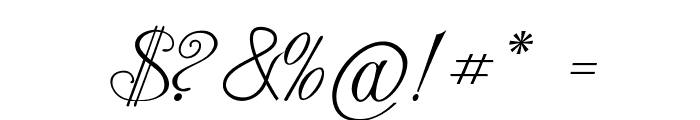 Stylique Font OTHER CHARS