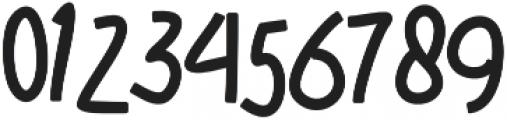 SUGAR VANILA BALCK otf (900) Font OTHER CHARS