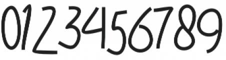 SUGAR VANILA BOLD otf (700) Font OTHER CHARS