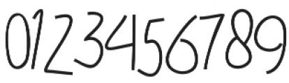 SUGAR VANILA REGULAR otf (400) Font OTHER CHARS