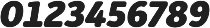 Submariner R24 Black Italic otf (900) Font OTHER CHARS