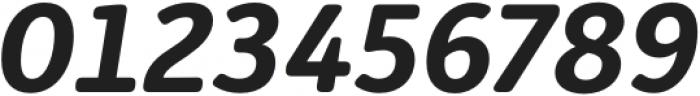 Submariner R24 Bold Italic otf (700) Font OTHER CHARS