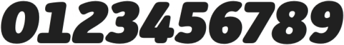 Submariner R24 Heavy Italic otf (800) Font OTHER CHARS