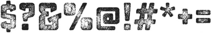 Sucrose Bold Four otf (700) Font OTHER CHARS